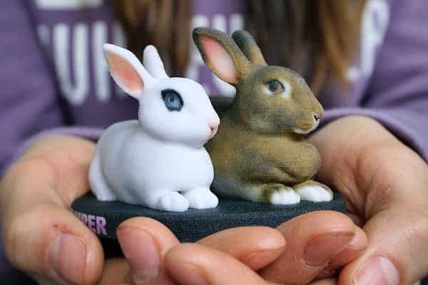 Stuffed Bunny Rabbit Toy